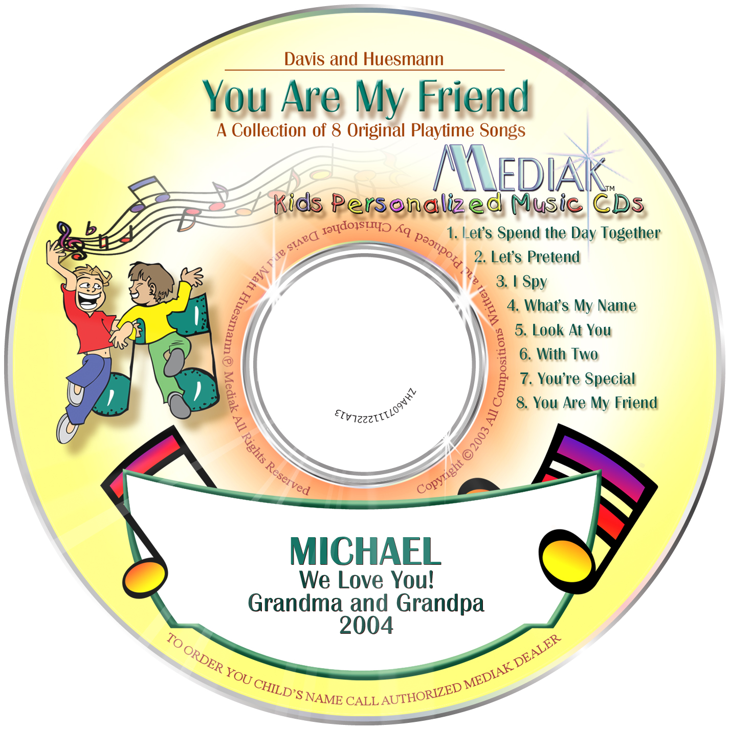 You Are My Friend - CD