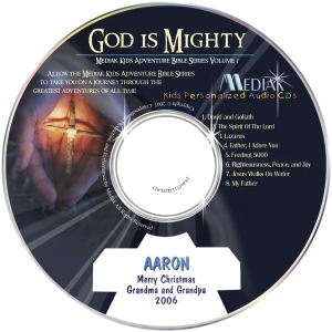 God Is Mighty - CD