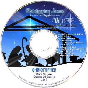 Celebrating Jesus - CD