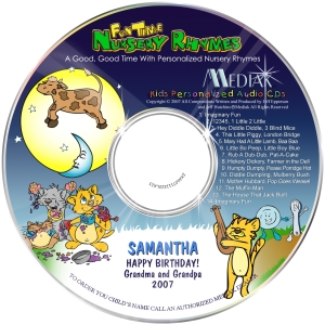 Funtimes Nursery Rhymes - CD